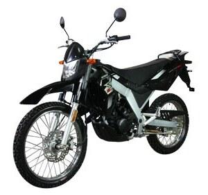 Motorstar MOTO X155