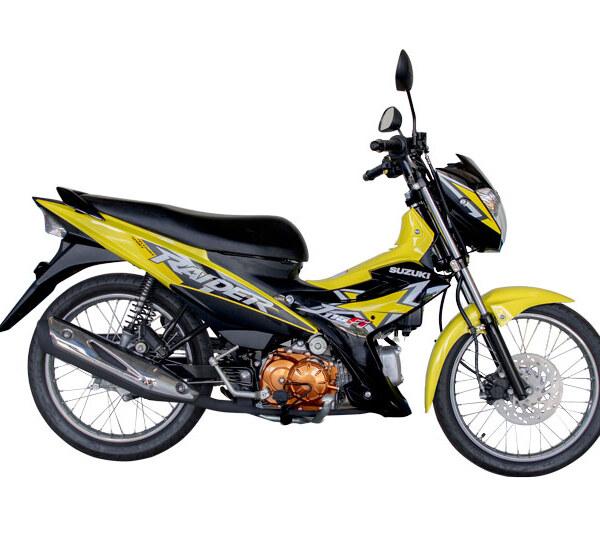 Suzuki Raider J Pro Spec And Price: SUZUKI RAIDER J115 FI (SPOKE)