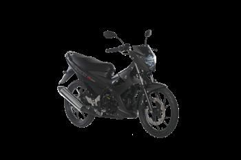 SUZUKI RAIDER R150 – MATTE BLACK