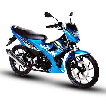 Suzuki Raider R150 Motogp Motomag Philippines