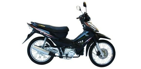 Motorstar ZEST X110-III