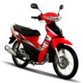 KYMCO VISA R 110 (SPOKE)