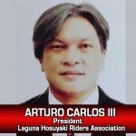 ARTURO CARLOS III