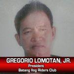 GREGORIO LOMOTAN, JR